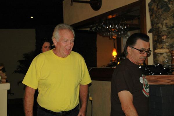 Brian Taylor & Bob Erb