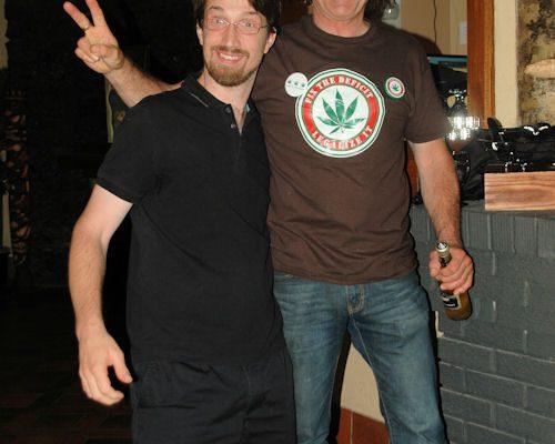 Hugo St-Onge & Bob Erb
