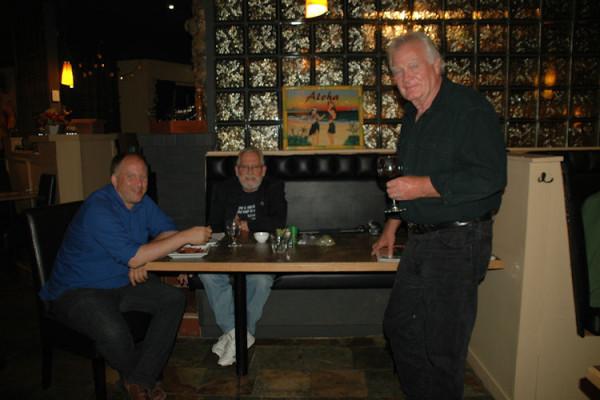 Dana Larsen, John Conroy & Brian Taylor