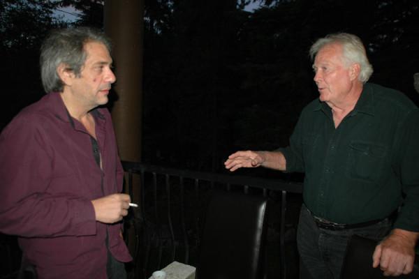 John Vergados & Brian Taylor