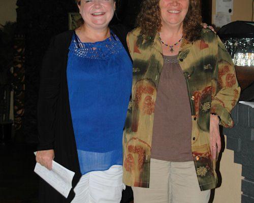 Sandra & Debbie NWAC